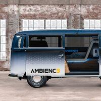 Continental sorprende en Múnich con su visión de la Volkswagen T2 del futuro: el AmbienC3 Concept