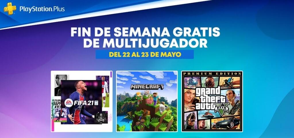 Este fin de semana podrás jugar gratis al multijugador online de cualquier juego de PS4 y PS5 sin estar suscrito a PlayStation Plus