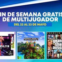 Este fin de semana puedes jugar gratis al multijugador online de cualquier juego de PS4 y PS5 sin estar suscrito a PlayStation Plus