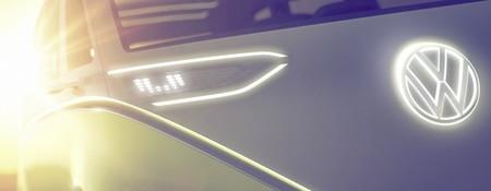 Volkswagen develará un pequeño auto eléctrico en el Auto Show de Detroit