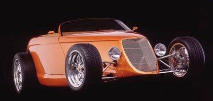 1933 Ford Roadster Shockwave
