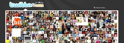 Twitterposter, midiendo la influencia de los usuarios de Twitter