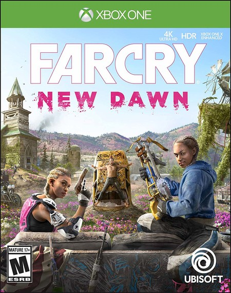 Far Cry New Dawn Box