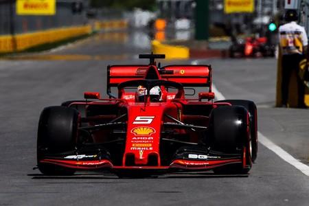 Vettel Canada F1 2019 3