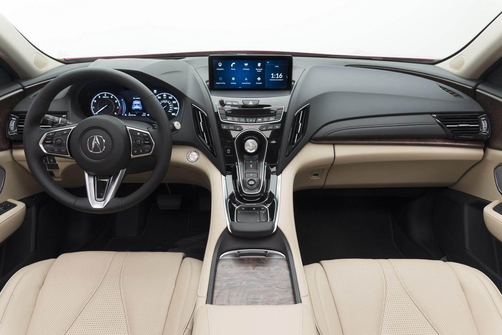 Foto de Acura RDX Prototype (7/23)