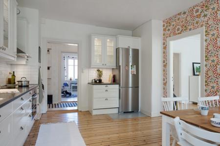 Apartamento escandinavo