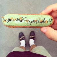 Tal Spiegel, el pastelero francés que combina sus postres con sus zapatos