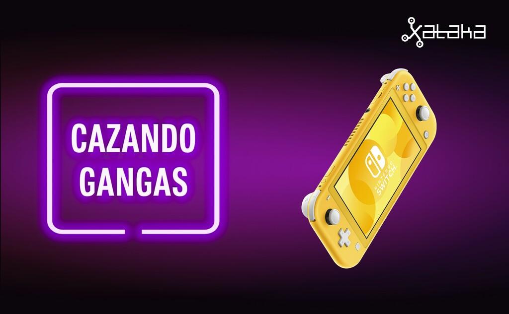 La Nintendo Switch Lite bestial a precio mínimo histórico de 189 euros y más: mejores ofertas de primavera de Amazon en Cazando Gangas