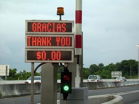 ¿Peaje en autovías? No, gracias