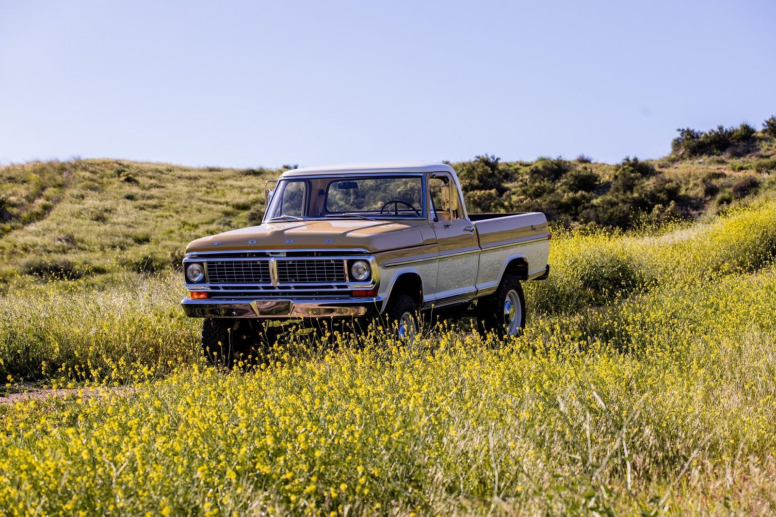 Foto de ICON 4x4 Ranger 1970 Reformer Series (20/38)