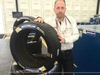 Entrevista: Michelin y la experiencia de las 18 pulgadas en la Fórmula E