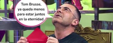 A Jorge Javier Vázquez se le acaba el mes gratuito en 'Tinder Gold': Se convierte en el primer tronista gay de la historia de 'MyHyV'