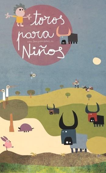Toros para niños es un sitio en Internet para promocionar los toros entre los más pequeños