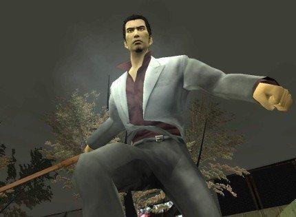 [Games Convention 06] Capturas de Yakuza para PS2