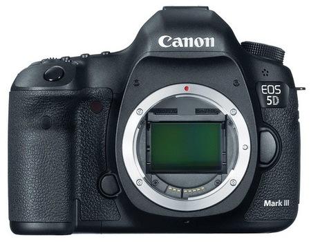 Canon trabaja para neutralizar la ralentización de la Canon EOS 5D MKIII al usar la luz de ayuda AF