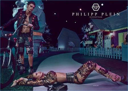 Philipp Plein 2017 Spring Summer Campaign 001
