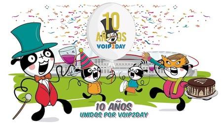 VoIP2DAY celebra su décimo aniversario en un nuevo escenario, el Wanda Metropolitano