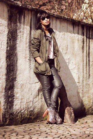 Anjelica Lorenz chaqueta