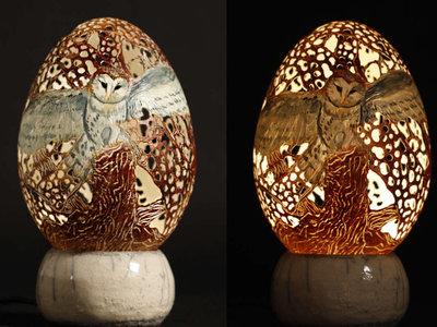 Comida EsCultura:  Christel Assante, escultora