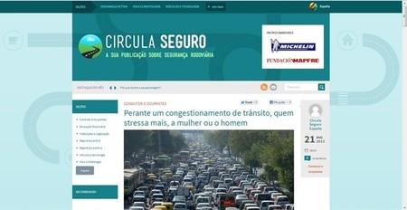 Circula Seguro da el salto a Portugal