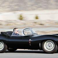 Nada le gana a un original. Se subastará uno de los 16 Jaguar XKSS originales