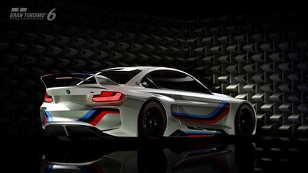 Así es el BMW Vision GT en Gran Turismo 6