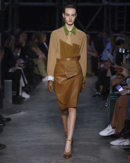 Burberry Autumn Winter 2019 Collection Look 52