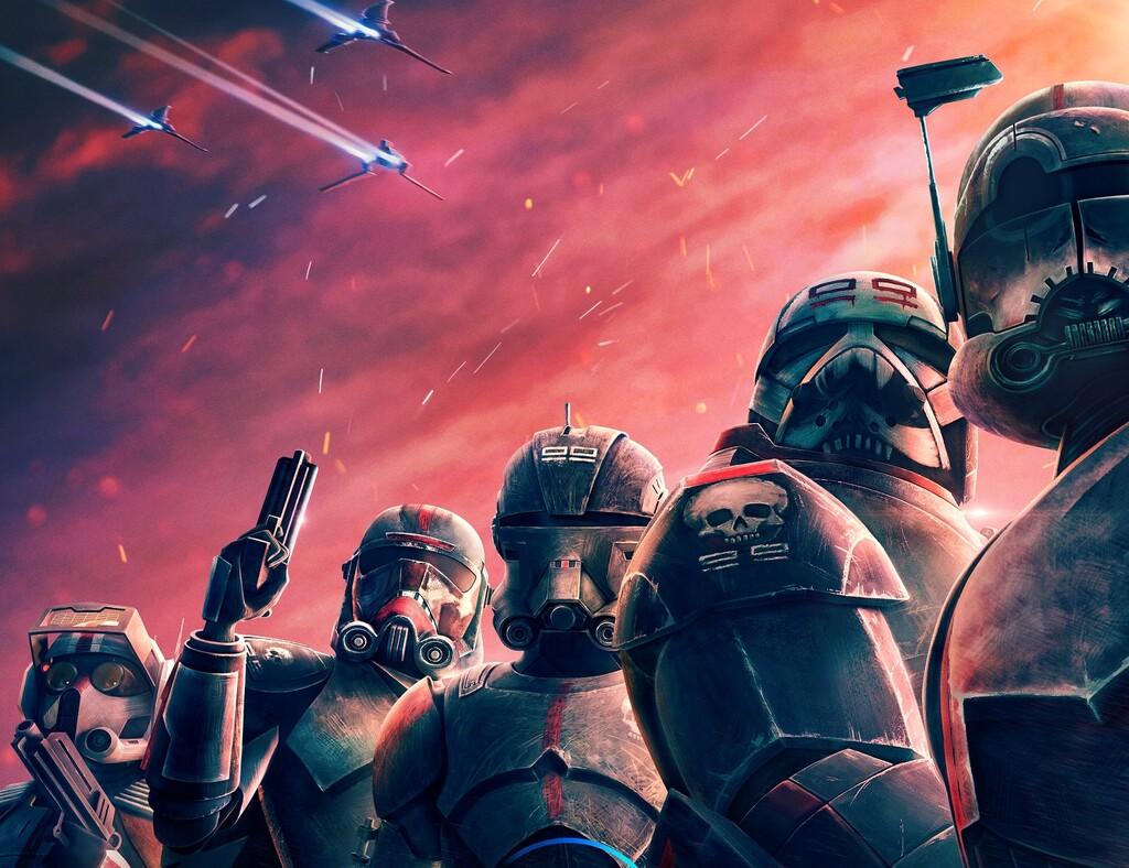 'Star Wars: La Remesa Mala': Disney+ lanza el impresionante tráiler de la serie que continúa la historia de 'Star Wars: The Clone Wars'