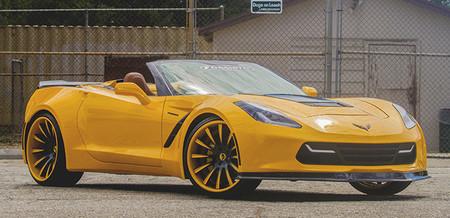 Forgiato Chevrolet Corvette Stingray