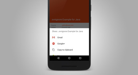 Sharedr, una app que reemplaza el menú Compartir de Android con una versión más rápida y sencilla