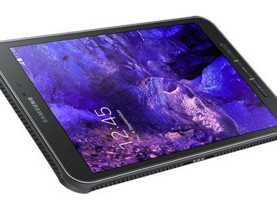 Galaxy Tab Active 2: la renovación de la tableta resistente de Samsung está cerca