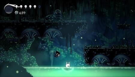 Habilidades Hollow Knight