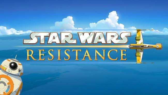 'Star Wars Resistance', la nueva serie animada 'estilo anime' que nos situará antes de los eventos de 'The Force Awakens'