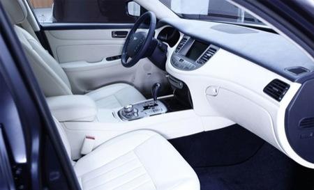 Hyundai Genesis Prada