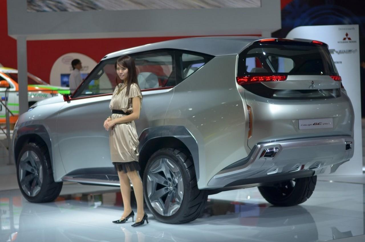 Foto de Mitsubishi GC-PHEV (9/12)