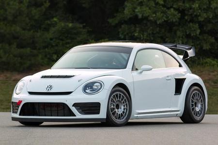 Volkswagen Beetle GRC - el Escarabajo Gymkhana
