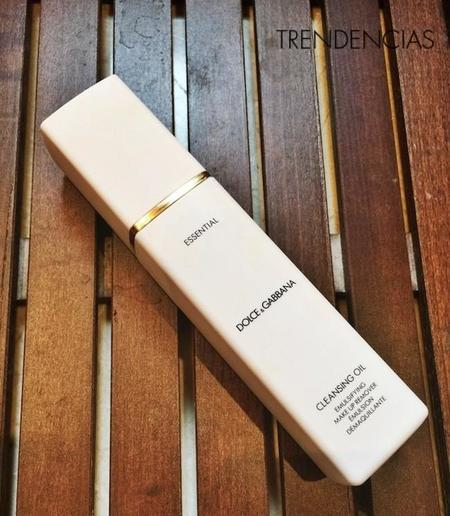 Dolce & Gabbana Cleanising Oil. Lo probamos