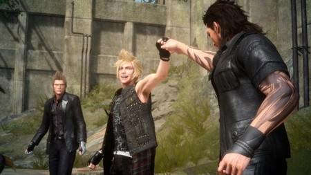 Final Fantasy XV incluirá al presidente de Square Enix como un jefe final y otras novedades en un DLC nuevo