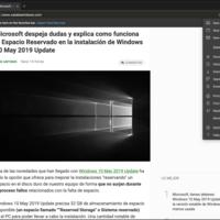 Ya puedes probar el Modo Oscuro en Microsoft Edge para macOS gracias a la versión disponible en el canal Dev