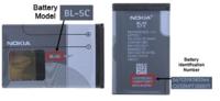 Programa de reemplazo para la batería BL-5C de Nokia