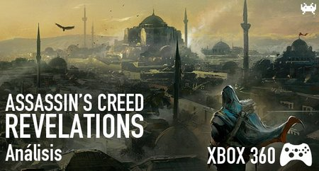 'Assassin's Creed: Revelations' para Xbox 360: análisis