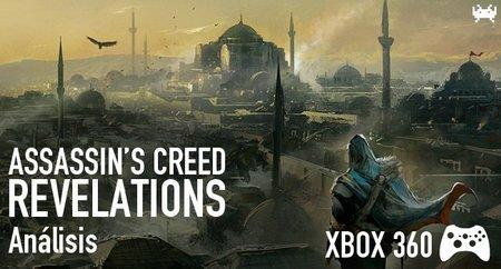 'Assassin's Creed: Revelations' para Xbox 360: análisis