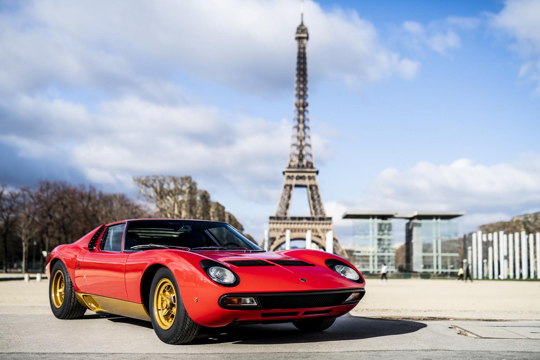 Foto de Lamborghini Miura SV de Jean Todt (1/37)