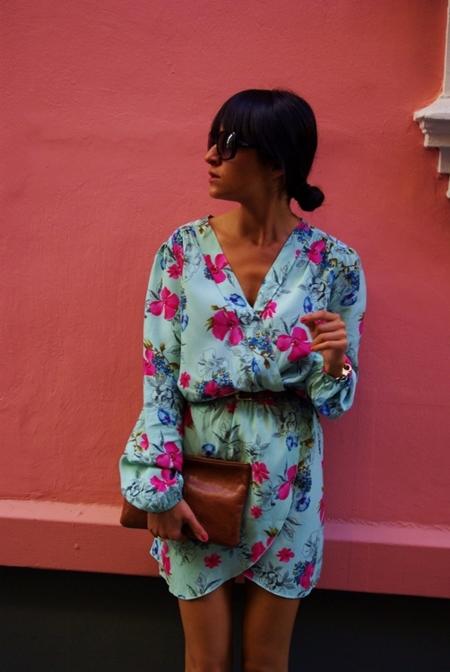vestido flores chuchus