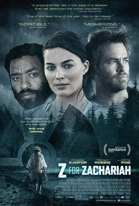 Póster de Z For Zachariah