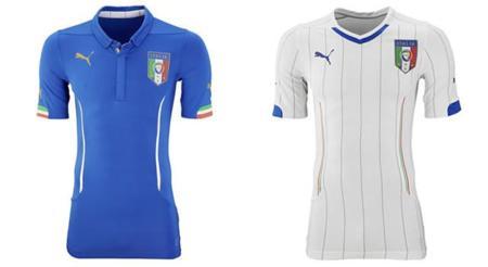 Playera de Italia
