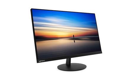 Hoy en Amazon te puedes hacer con un gran monitor para tu PC como el Lenovo 27m por 249 euros