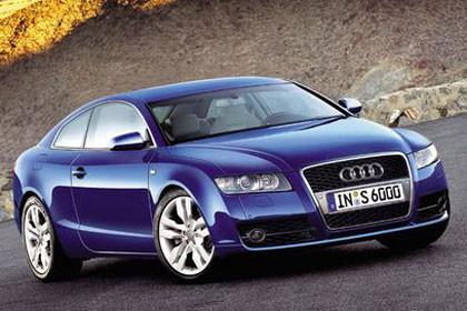 ¿Primera imagen oficial de Audi A5?