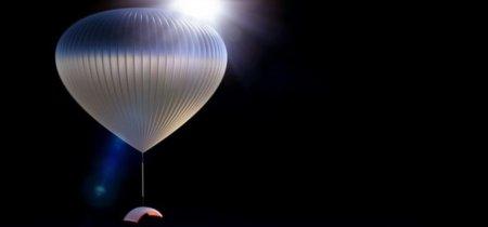 Con este globo llegarás casi al espacio