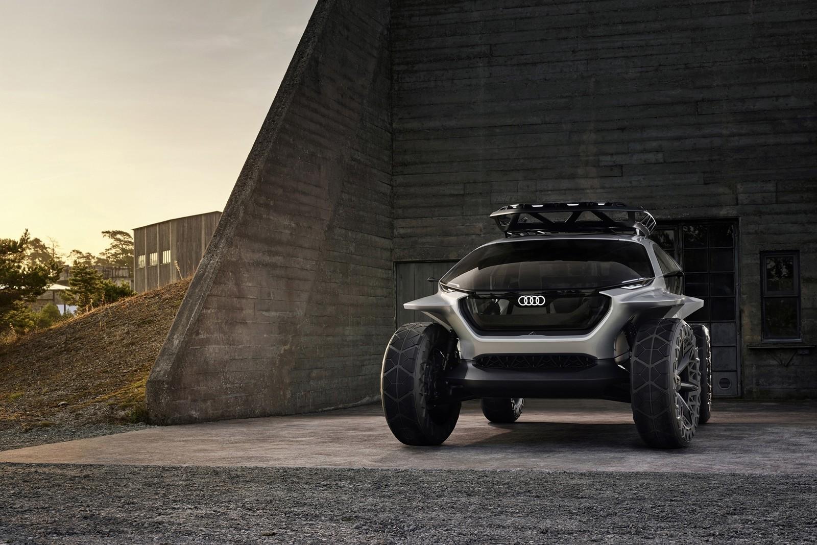 Foto de Audi AI:trail quattro 2019 (7/32)